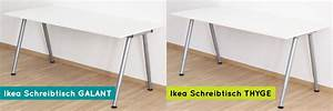 Ikea Schreibtisch Galant : so unterscheidet sich der ikea thyge schreibtisch vom galant news blog new swedish design ~ Eleganceandgraceweddings.com Haus und Dekorationen