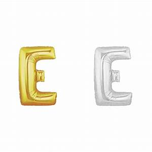 16 40quot helium foil balloons large alphabet letter number With oversized letter balloons