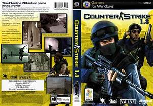 Keelser Gamer: Download Jogo Counter Strike 1.8 PC