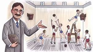 How Basketball Got Started The History Of Basketball - YouTube
