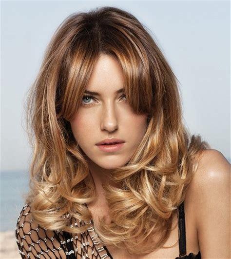 Golden Hair Color by Hair Color Ideas