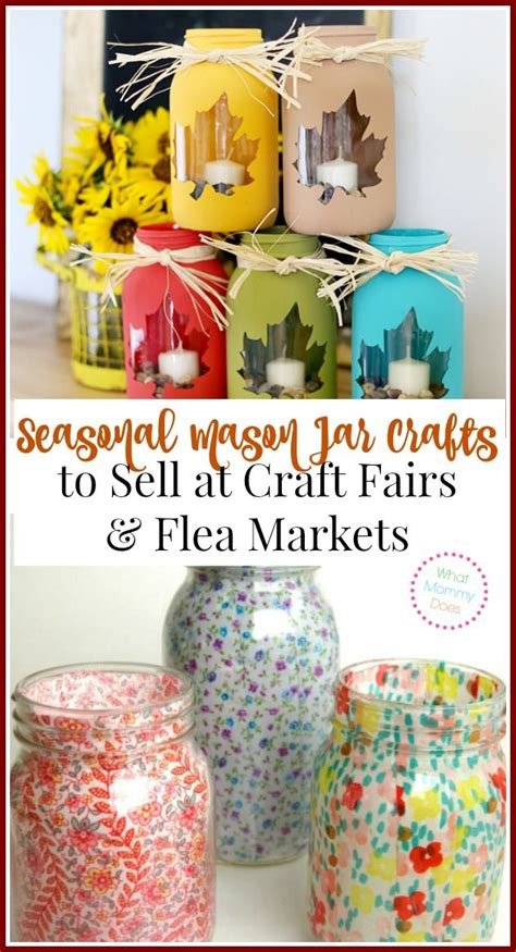 13 Mason Jar Crafts To Make And Sell For Extra Cash Earn