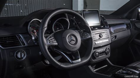 Gle 450 Amg Interior by 2016 Mercedes Gle 450 Amg Coupe 4matic Us Spec
