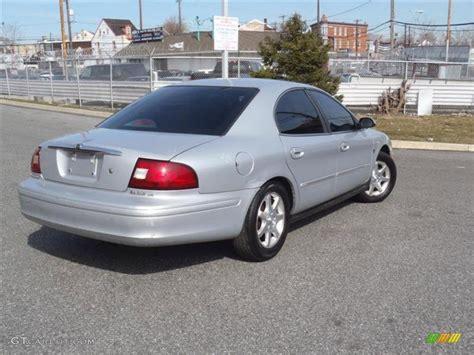 Silver Frost Metallic 2001 Mercury Sable Ls Premium Sedan