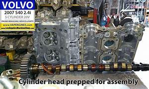 Volvo S40 2 4i Engine Diagram