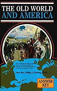 """Amazon.com: Answer Key to """"Old World and America"""" eBook ..."""