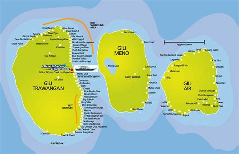 map    gili islands gili air gili meno  gili