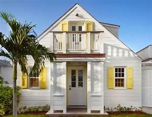 Peinture Facade Maison : couleur volet pour une ambiance estivale ~ Melissatoandfro.com Idées de Décoration