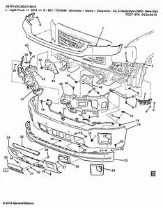 1997 Chevy Tahoe Part Diagram