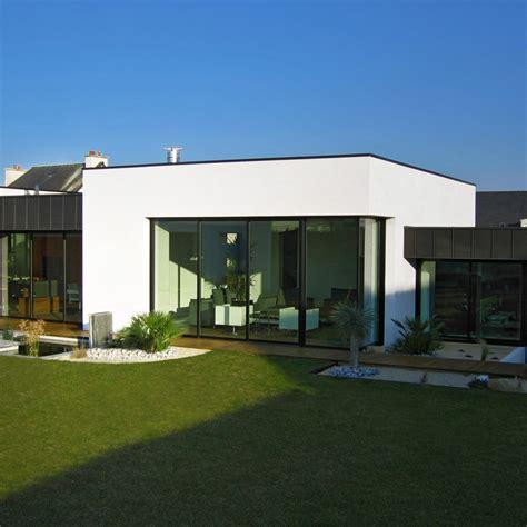 amenagement exterieur maison individuelle am 233 nagement int 233 rieur maison b1 langueux ronan cariou architecte