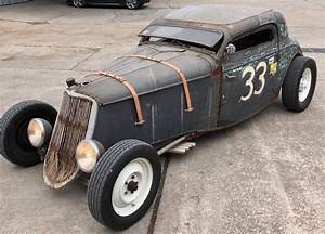 Rat Rod Racer: 1933 Chevrolet Coupe
