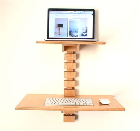 wall mounted desk wall mounted standing desk wall mount desks and walls