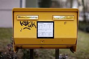 Spätleerung Briefkasten Berlin : zu viele sms und e mails deutsche post k rzt leerung von briefk sten am sonntag business ~ Frokenaadalensverden.com Haus und Dekorationen