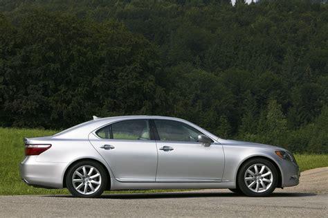 Lexus Ls 430 Vs Ls 460 Vs Avalon