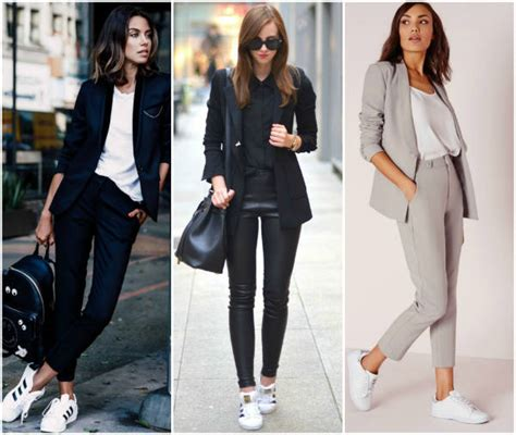 formal outfits  sneakers fashion