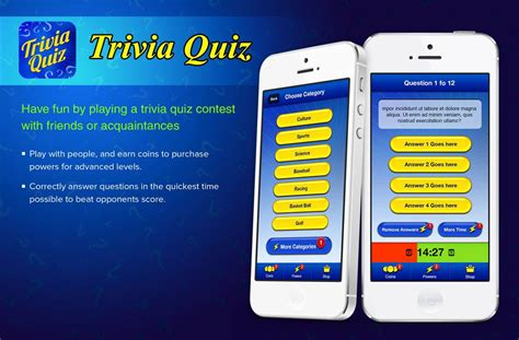 Mobile Quiz App by Quiz App That Entertain Users With Mind Blowing Questions