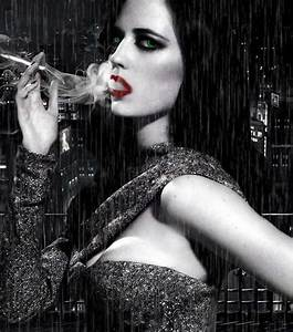 Smoking Sin City: A Dame to Kill For girl | Cultjer