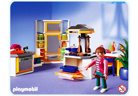 cuisine playmobile cuisine contemporaine 3968 a playmobil