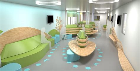 In the new NHS Chelsea and Westminster Hospital A&E, Boex