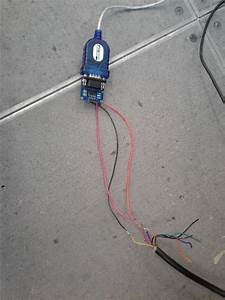 Rs232 Converter Only Works When I Cross The Wires
