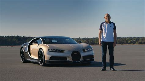 The feat has been repeated twice by both car and driver and top gear. Let Bugatti Test Driver Andy Wallace Explain Everything About The Chiron To You | Carscoops
