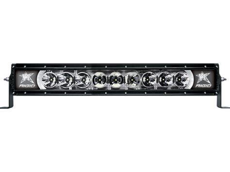 rigid industries light bar rigid industries radiance 20 led light bar