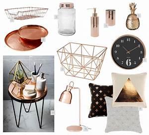 Rose Gold Decor : rose gold home decor flip and style australian fashion and beauty blog ~ Teatrodelosmanantiales.com Idées de Décoration