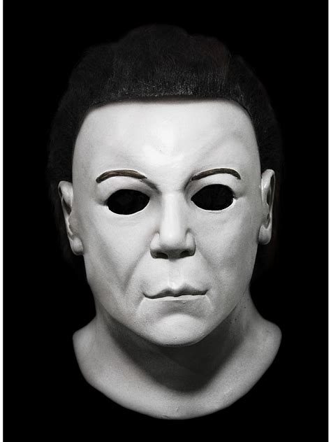 resurrection deluxe michael myers maske aus