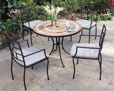 tile top patio coffee table coffee table design ideas