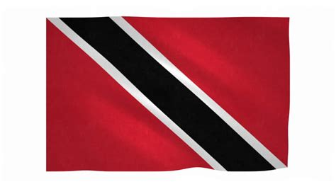Trinidad flag Footage #page 3 | Stock Clips