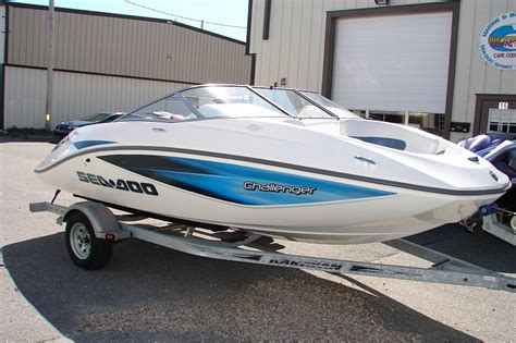Sea Doo Boat Dealers In Massachusetts by Sea Doo Challenger 180 Boats For Sale In Massachusetts