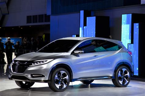 Honda Urban Suv Concept Photo Gallery Of Auto Shows From