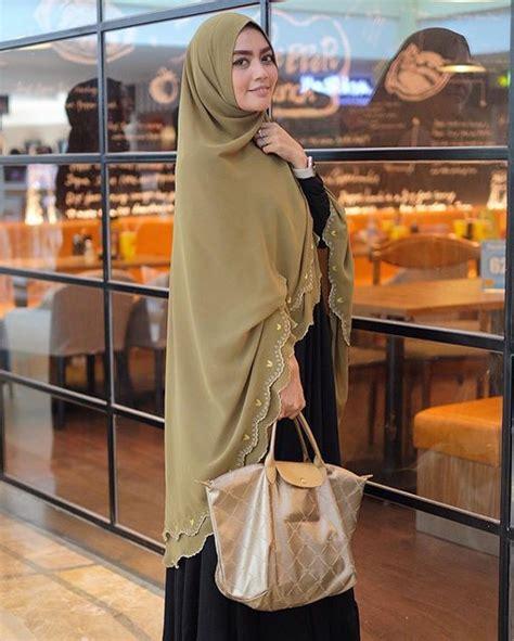 khimar model pakaian hijab baju muslim model pakaian