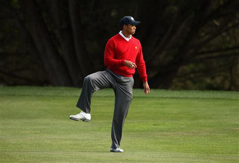 What Is Tiger Woods' Workout Routine?