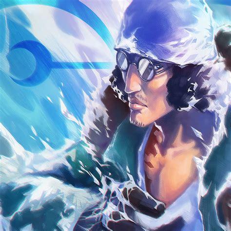 kuzan  piece anime  ipad air hd