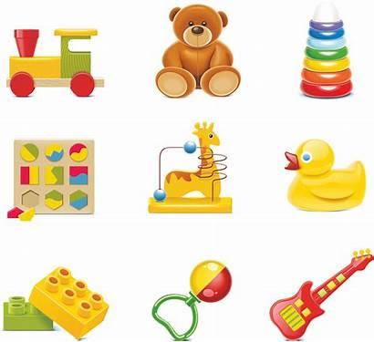 Vector Toys Toy Cartoon Enlarge Scrap