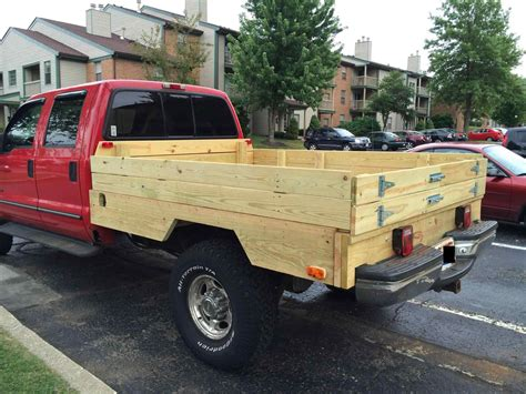 wooden truck bed custom wood flatbed truck marycath info