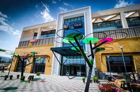 Tokat Novada Shopping Mall - Planlux - Lighting Design ...