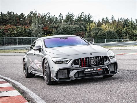 This tradition now continues logically and seamlessly under the brabus masterpiece label with the new brabus rocket 900 one of ten. 2021 BRABUS ROCKET 900 ONE OF TEN based on Mercedes-AMG GT 63 S 4MATIC+ - Front | Wallpaper #44 ...