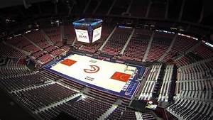 Philips Arena Ready For Opening Night