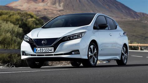 2019 Nissan Electric Car by 2019 Nissan Leaf Review Top Gear
