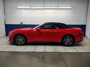 Pre-Owned 2016 Ford Mustang EcoBoost Premium Convertible in Morton #329591 | Mike Murphy Ford