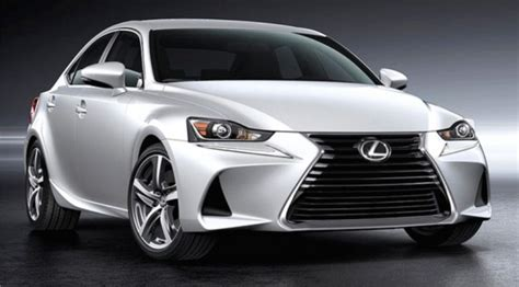 2018 Lexus Is 350 Awd Sedan Review Performance And Unique