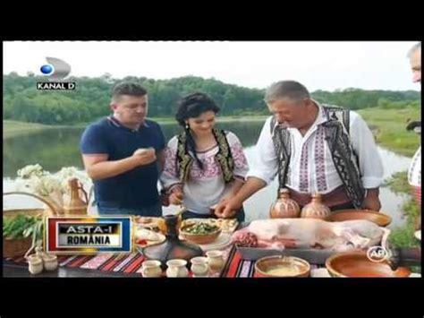 Asta i Romania- Tara-n bucate - YouTube