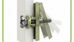 Cheville Mur Creux : ancrages attaches reliable ~ Premium-room.com Idées de Décoration