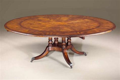 uttermost paintings theodore regency circular extending dining table