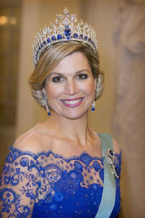 TIARA TUESDAY: The Dutch Sapphire tiara   Royalista ...