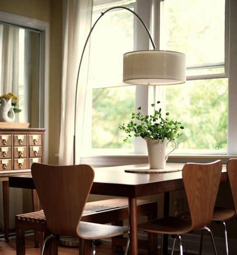 lighting above kitchen table styling idea 148 floor l table furnnish 7026