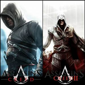 Assassin's Creed 3 = Assassin's Creed: Brotherhood ...