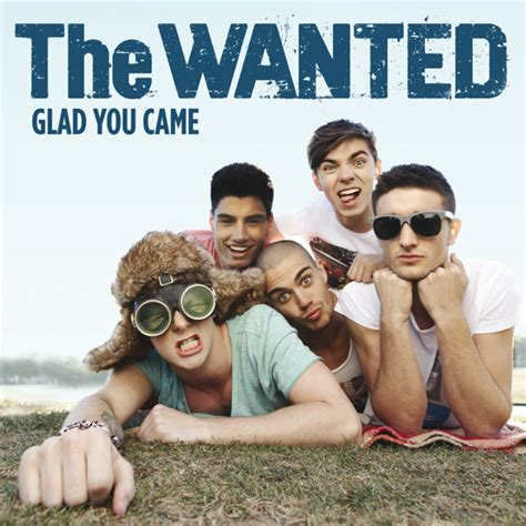Came The by Of Gustavo 180 S Gusmaister The Wanted Glad You Came